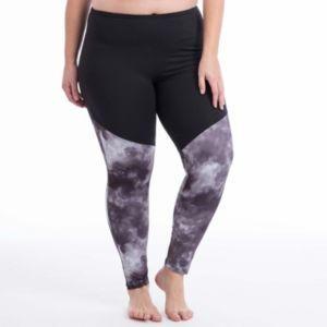 Plus Size Balance Collection Charlotte Leggings